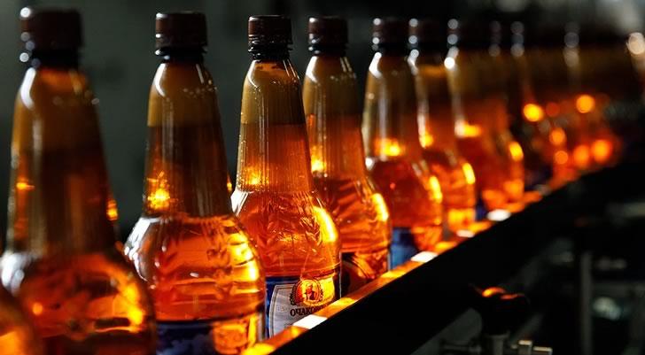 Пиво Очаково разлив