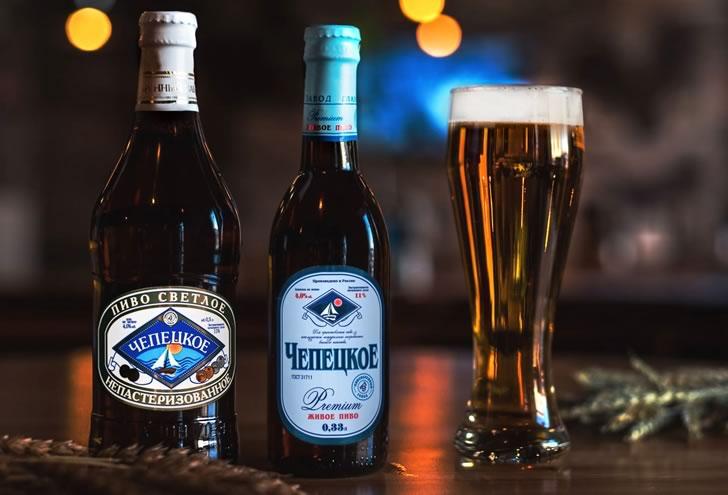 Пиво Чепецкое: история + обзор видов