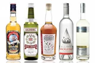 Норвежский напиток Аквавит водка: что это, виды, как пить + рецепт в домашних условиях
