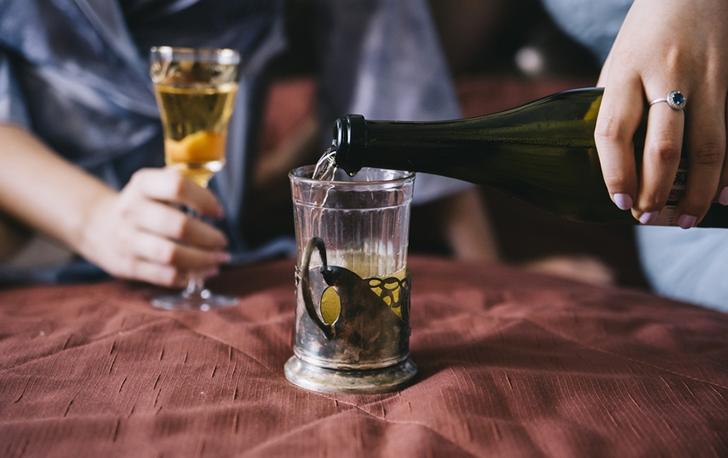 Алкоголь в поездах России: что можно, а что нельзя