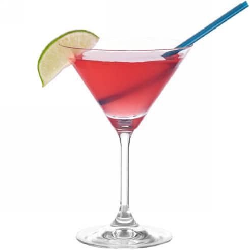 Космополитен рецепт и фото коктейля
