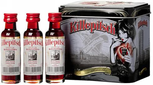 Ликер Killepitsch: обзор, история, как пить + 7 рецептов коктейлей