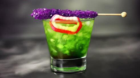 Джокер рецепт и фото коктейля