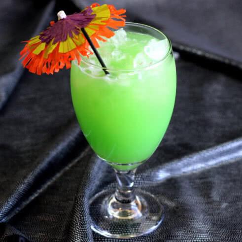 Зеленые глаза рецепт коктейля, состав, фото