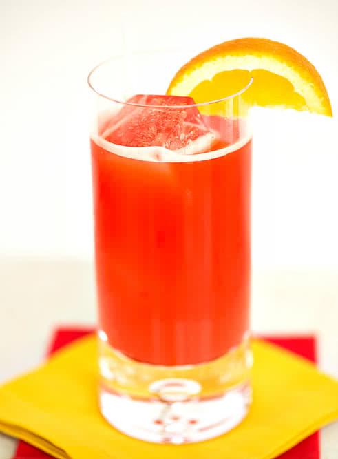 Алабамская Тюрьма рецепт коктейля, состав, фото