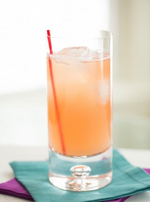 Бриз в заливе рецепт коктейля, состав, фото