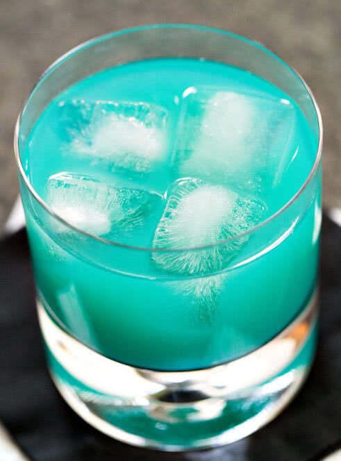 Голубая канарейка рецепт коктейля, состав, фото