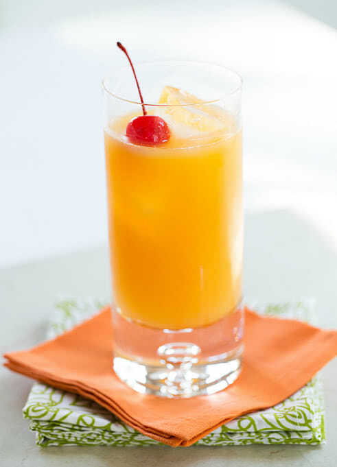 Грузинский персик рецепт коктейля, состав, фото