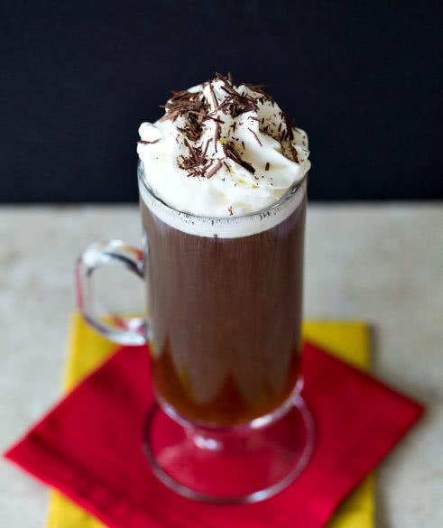 Казино кофе рецепт коктейля, состав, фото