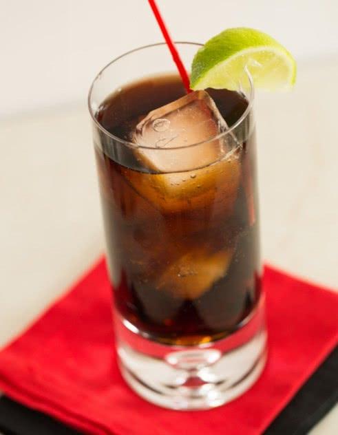 Капитан кола рецепт коктейля, состав, фото