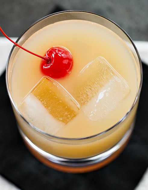 Ключ обезьяны рецепт коктейля, состав, фото