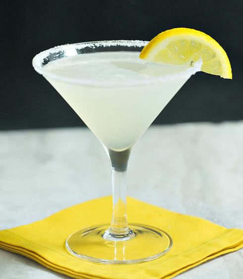 Лемон дроп рецепт коктейля, состав, фото
