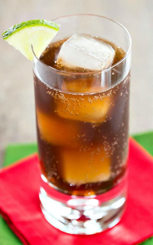 Мексикола рецепт коктейля, состав, фото
