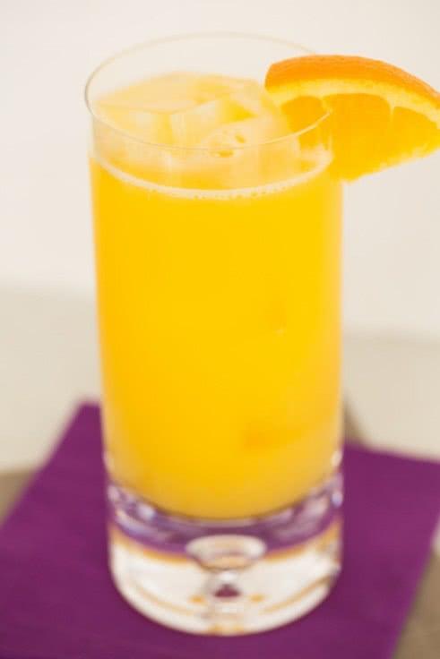 Нежный Бен рецепт коктейля, состав, фото