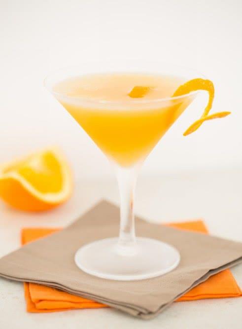 Олимпийский рецепт коктейля, состав, фото