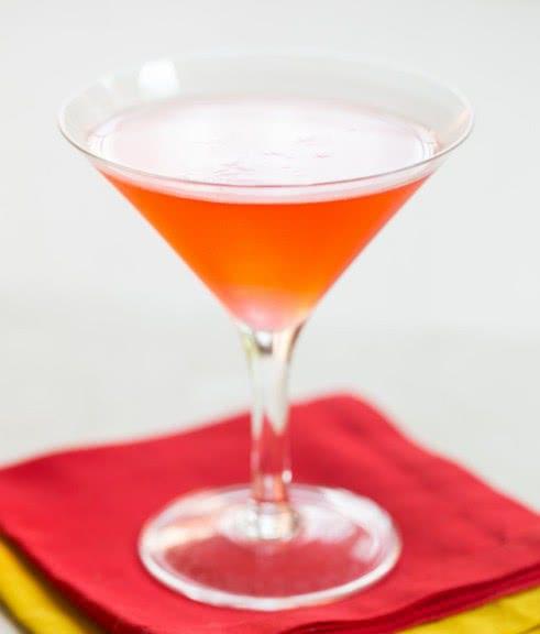 Панама ред фото коктейля