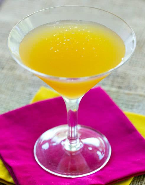Рай рецепт коктейля, состав, фото