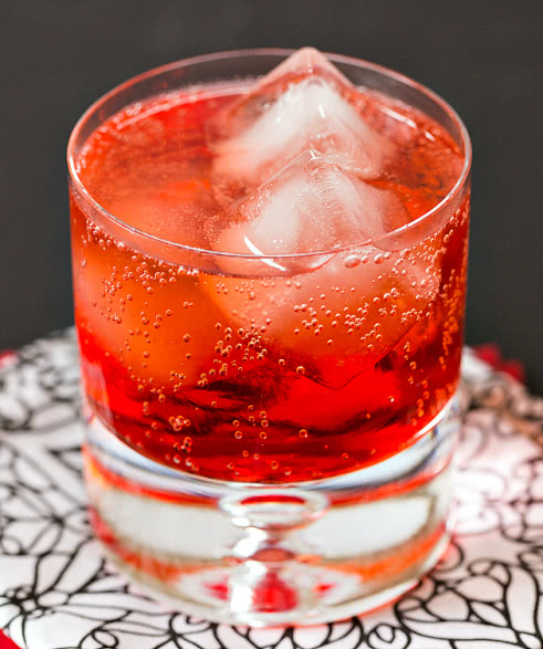 Сгусток крови рецепт коктейля, состав, фото