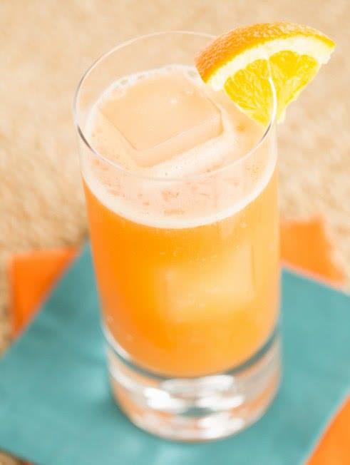 Флорида Пунч рецепт коктейля, состав, фото