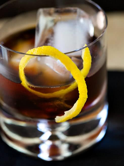 Храбрый бык фото коктейля