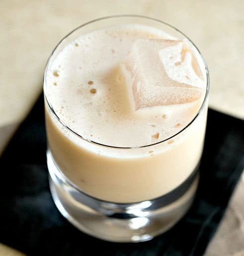Шоколадная белка рецепт коктейля, состав, фото