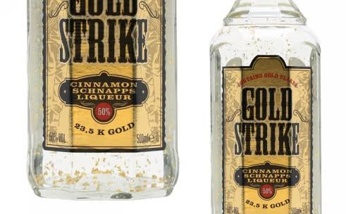 Ликер Голд Страйк: обзор, история, как пить