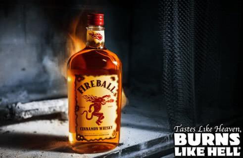 Виски Фаербол: обзор, история, состав напитка + 2 рецепта в домашних условиях
