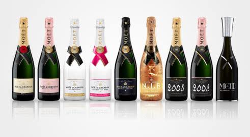 Шампанское Моет Шандон: обзор вкуса и видов + как отличить подделку