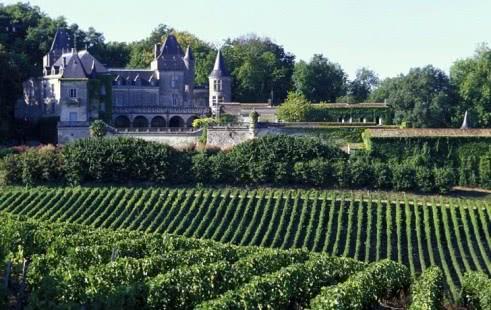 Французское красное вино: история коротко и как пить